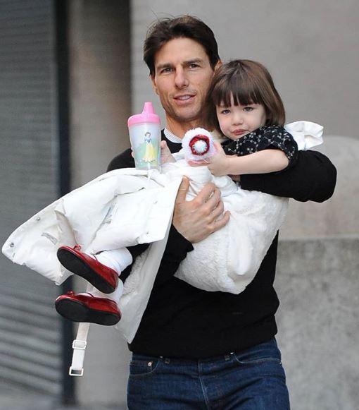 Tom Cruise mégse mond le a kislányáról? Így akarja visszaszerezni Surit