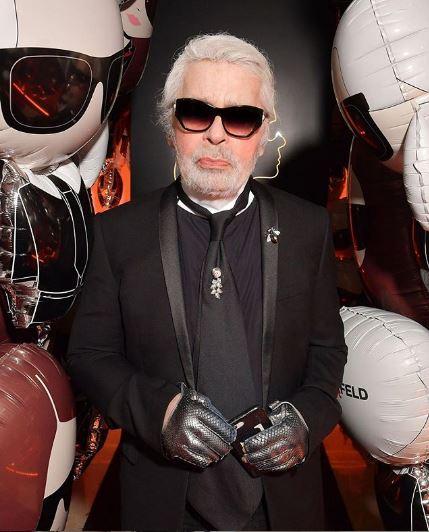 Csak a halála után derült rá fény: Ez Karl Lagerfeld legsötétebb titka
