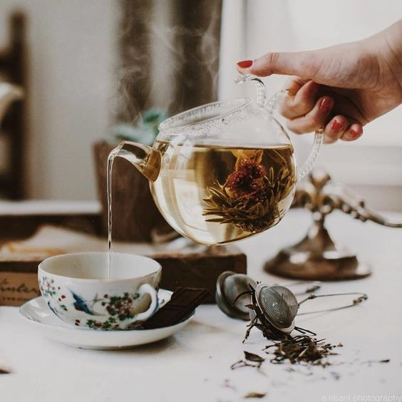 Teával karcsúsodnál? Ha így csinálod, működni fog