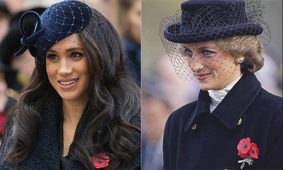Diana hercegnő óráját viseli Meghan Markle?
