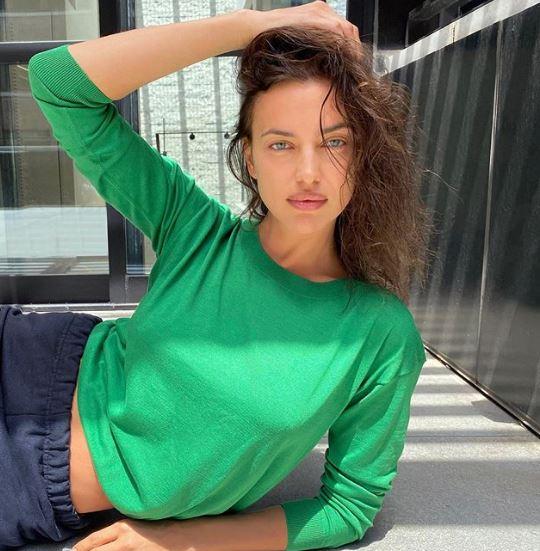 """Irina Shayk: """"A boldogság kulcsa nekem a családom"""""""