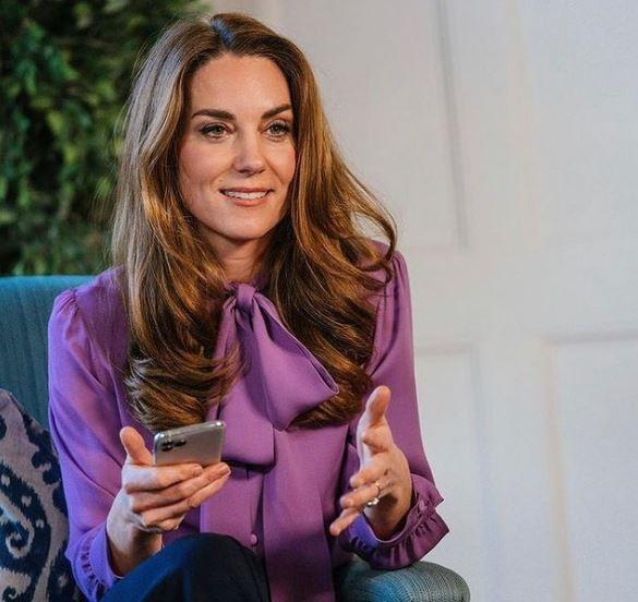 Csak kevesek engedhetik meg maguknak: Nem mindeki viselhet lilát a királyi családban