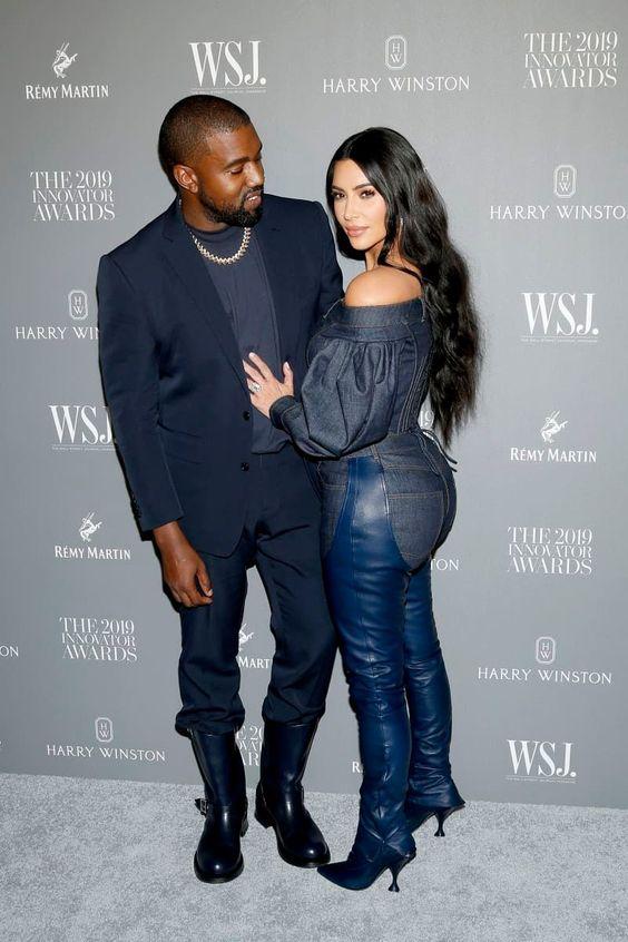 Bekövetkezett: Kanye Westék válnak