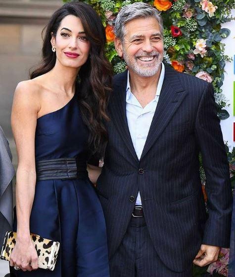 Hiába lesz lassan 60 éves, újra gyereket tervez George Clooney?