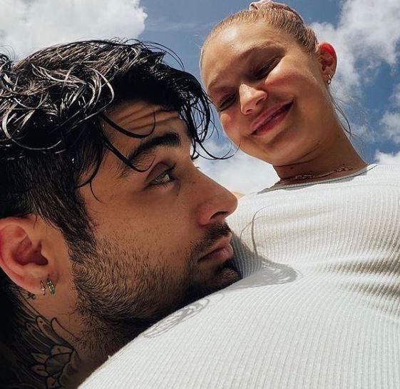 Alig pár hónapja anya, máris veszélyben Gigi Hadid családi idillje?