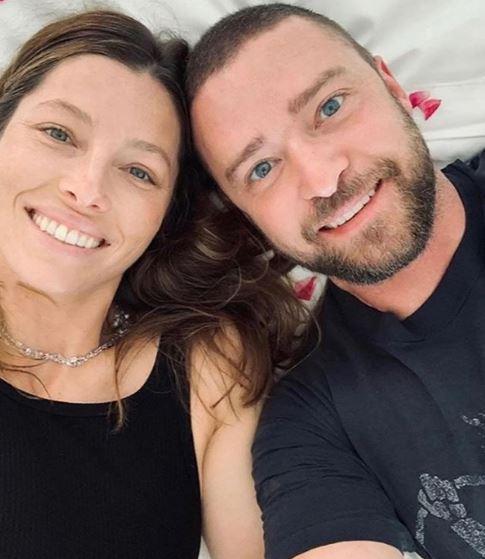 Justin Timberlake végre elárulta újszülött gyereke nevét és nemét