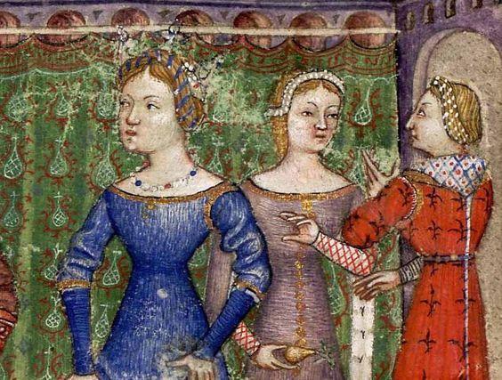 Amikor a szépségápolás és az orvostudomány egynek számított: így sminkeltek a középkorban