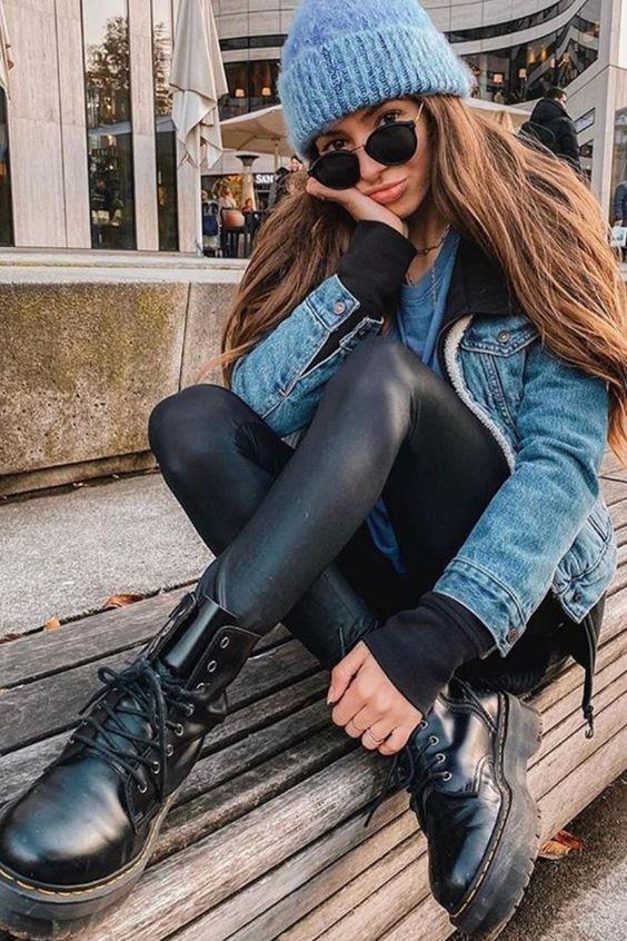 Lehengerlő párosítás: Ezzel a cipővel párosítsd a leggingsed
