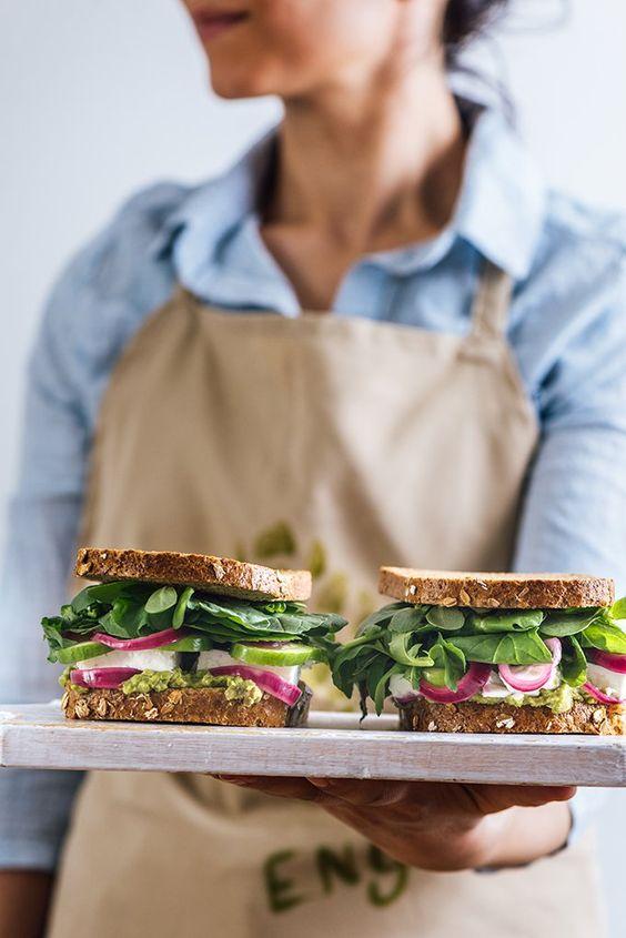 5 egészséges szendvics, ami neked is segíthet a fogyásban