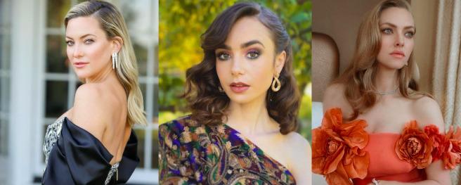 Hullámos loknik, káprázatos sminkek: Íme a Golden Globe 2021 legszebb megjelenései  – fotók