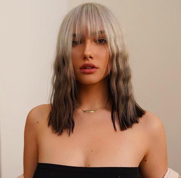 """Trendi frizura a bátraknak: Így néz ki a """"fordított kontrasztú"""" haj"""