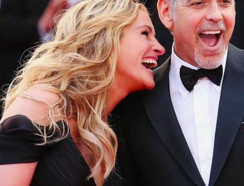 20 éve elválaszthatatlanok: George Clooney és Julia Roberts barátságának titka