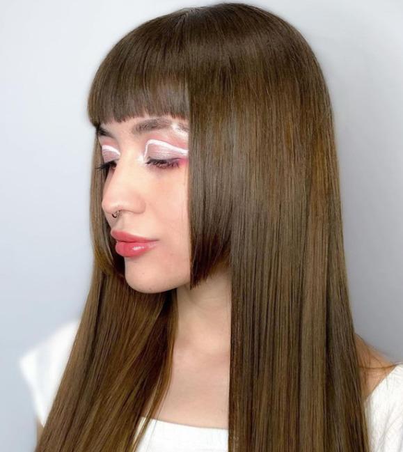 Japán hajvágás az új kedvenc frizura
