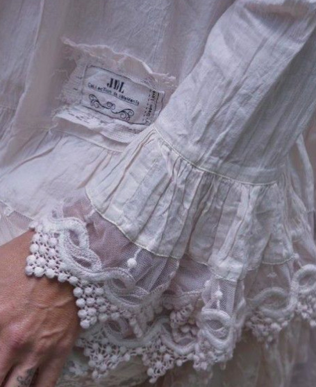Státusszimbólumból a csábítás szinonimájáig: A csipke története a divatban