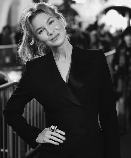 Renée Zellweger végre nem szingli, ezzel a sármos pasival jött össze -Fotó